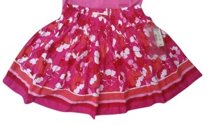 Aéropostale Mini Skirt Reds and Pinks