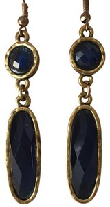 Nordstrom sapphire blue earrings