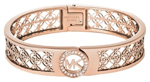 Michael Kors Michael Kors Fulton MK Monogram Bangle
