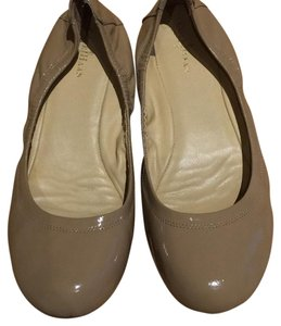 Cole Haan Camel patent leather Flats