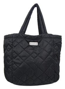 Marc Jacobs Nylon Tote in Black