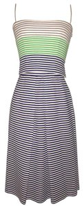 Lanvin short dress Vintage Stripe on Tradesy