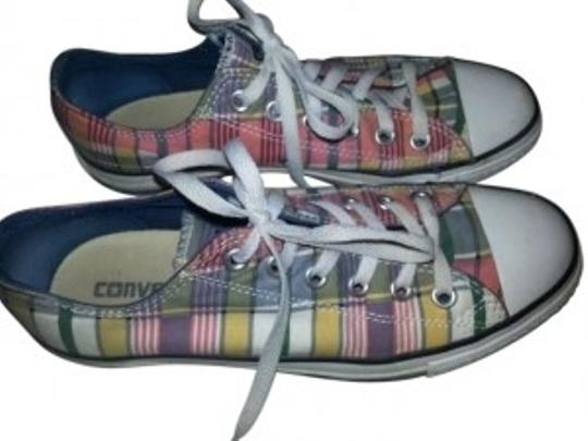 Preload https://item5.tradesy.com/images/converse-multi-color-plaid-sneakers-size-us-85-155054-0-0.jpg?width=440&height=440