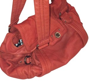 Marc by Marc Jacobs Satchel in Red/Orange