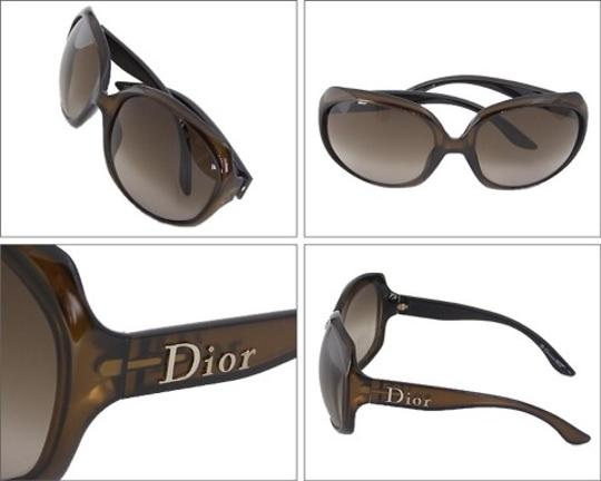 Preload https://item1.tradesy.com/images/dior-brown-glossy-sunglasses-155065-0-0.jpg?width=440&height=440