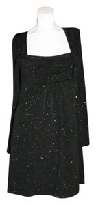 Rinascimento short dress Black on Tradesy