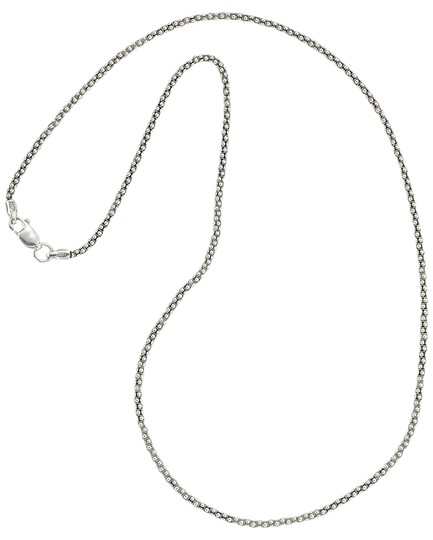 Samuel B. Samuel B. Silver 18in Necklace