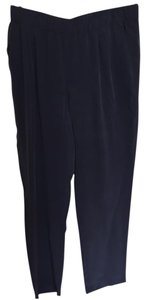 Equipment Relaxed Pants Navy Blue