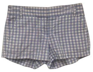 J.Crew Mini/Short Shorts Blue, White