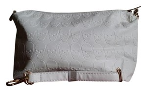 Other New cosmetic bag white