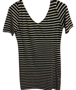H&M short dress Stripe on Tradesy