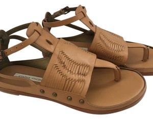 Twelfth St. by Cynthia Vincent light brown, nude Sandals
