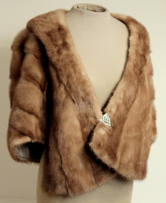 Other Classic Stole Mink Fur Coat