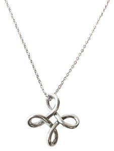 Tiffany & Co. Vintage Infinity Cross - r1489