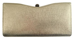 Other Metallic Occasion Statement Piece Gold Clutch