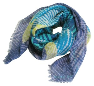 Marc by Marc Jacobs Marc Jacobs Multicolor Scarf