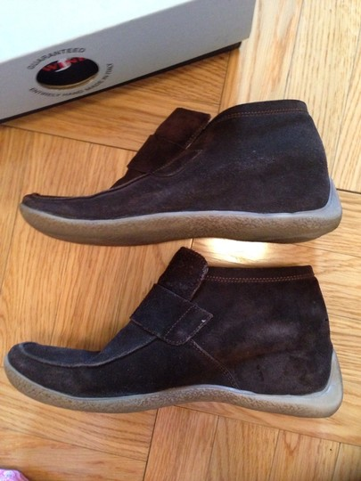 Windsor Suede Brown Boots