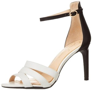 Jessica Simpson Heels Leather White Formal