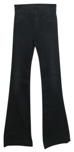 Citizens of Humanity 70s Wash Flare Leg Jeans-Dark Rinse