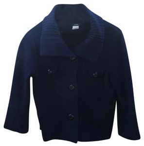 J.Crew Navy Blue Jacket