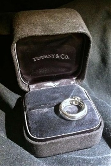 Tiffany Amp Co Etoile Pave Engagement Ring Tradesy