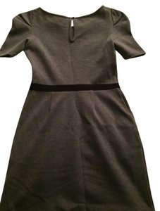 Juicy Couture short dress Grey & black on Tradesy