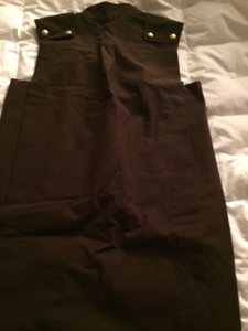 Gucci short dress Brown on Tradesy