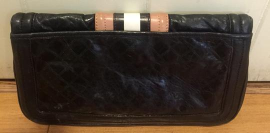 L.A.M.B. Gwen Stephani Black Clutch