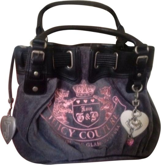 Preload https://item1.tradesy.com/images/juicy-couture-gray-and-pink-shoulder-bag-1551295-0-0.jpg?width=440&height=440