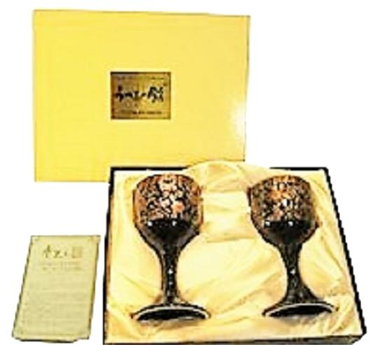 Other 2-Goblet Set from UTSUWA-NO-YAKATA of Japan - [ Roxanne Anjou Closet ]