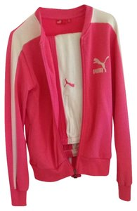 Puma Pink, White, Pockets
