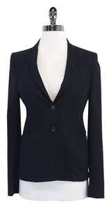 Piazza Sempione Black Suit Jacket