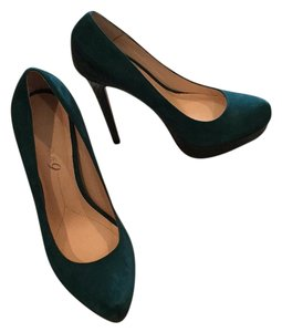 Boutique 9 Teal/Aqua Platforms