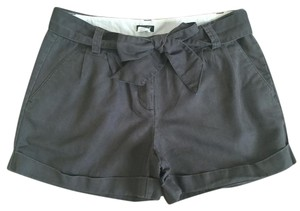 J.Crew Cuffed Shorts Grey/Navy