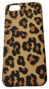 Old Navy Leopard Print 5s IPhone Case