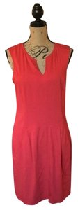 Theory short dress Red Shift on Tradesy