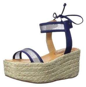 SCHUTZ Sandal Wedge Espadrille Wedges