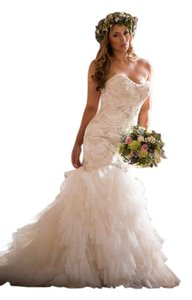 Maggie Sottero Raquelle Wedding Mermaid Dress