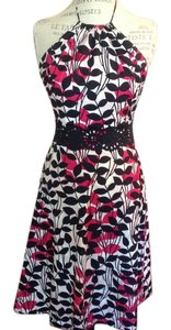 Beth Bowley short dress Red, Black, White on Tradesy