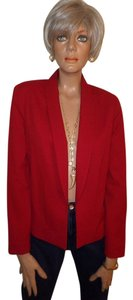 Chico's Sultry Red Blazer