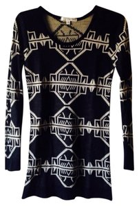 Say What? Tribal Bohemian Sweater
