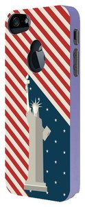 Miss Independence iPhone 5 and 5s Case
