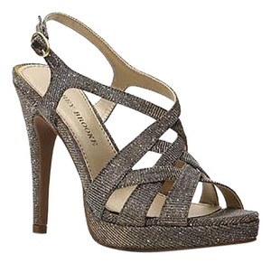 Platform Gold Pewter Platforms