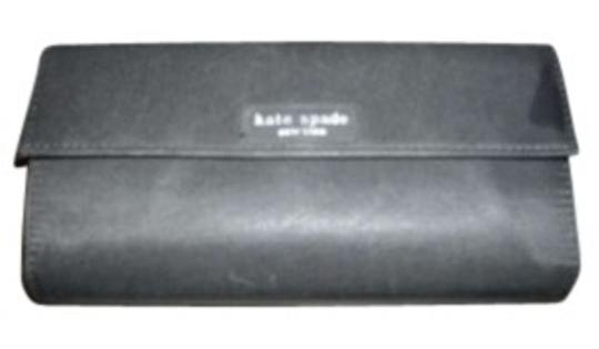Preload https://item2.tradesy.com/images/kate-spade-black-fabric-unknown-clutch-155196-0-0.jpg?width=440&height=440