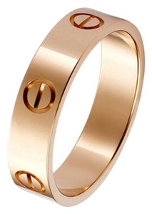 Cartier Cartier 18K Rose Gold Ring B4084800 US 7.25