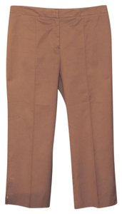 BCBGMAXAZRIA Capris Brown