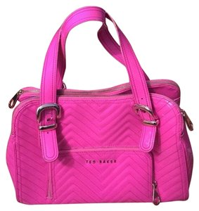 Ted Baker Satchel in hot pink