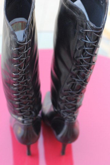 BCBG Paris Black Boots