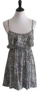 Cotton On short dress Black and white on Tradesy