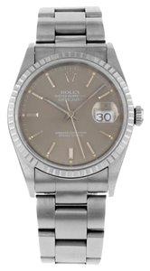 Rolex Rolex Datejust 16220 Stainless Steel Automatic Men's Watch (12820)